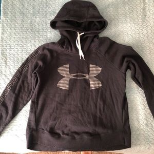 Womens Under Armour Cowl Neck Hoodie